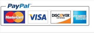 paypal accepts what credit cards
